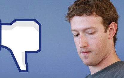 Facebook está praticamente morto e enterrado, aponta pesquisa de universidade inglesa