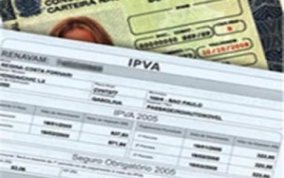 Prazo para pagamento do IPVA com desconto termina nesta quarta-feira