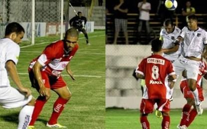 Treze vence o CRB no Presidente Vargas e se mantém vivo na Copa do Nordeste