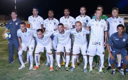 Treze passa fácil em amistoso contra o frágil Atlético Potengi-RN
