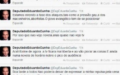 País vive sob ataque de gays, maconheiros e abortistas, diz líder do PMDB