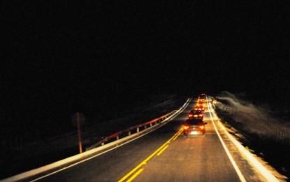 Governo inaugura rodovia que liga Tenório à BR-230