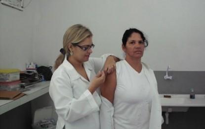 Saúde de São Sebastião do Umbuzeiro vai realizar neste sábado  o Dia D da campanha de vacinação contra a Gripe