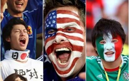 Torcedores do Japão, México e Estados Unidos se hospedam em João Pessoa a partir do dia 18