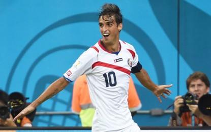 Costa Rica segue fazendo história e se classifica para as quartas da Copa