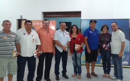 Militância do deputado Carlos Batinga promove reunião em Monteiro
