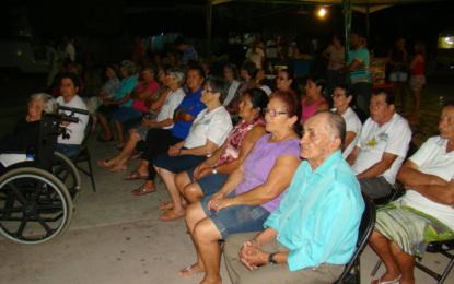 São Sebastião do Umbuzeiro realiza festa em comemoração ao dia do idoso