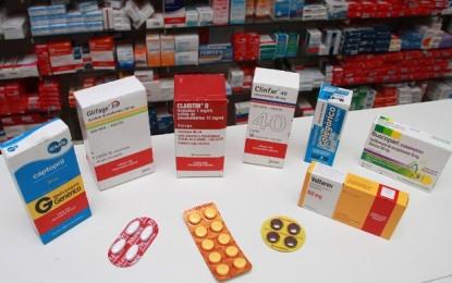 Remédios podem ficar até 4,33% mais caros a partir de segunda-feira