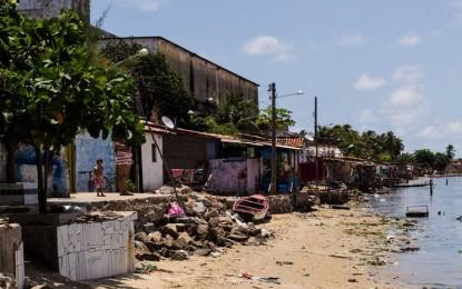 Margens do Sanhauá têm 150 imóveis precários que favorecem à degradação ambiental
