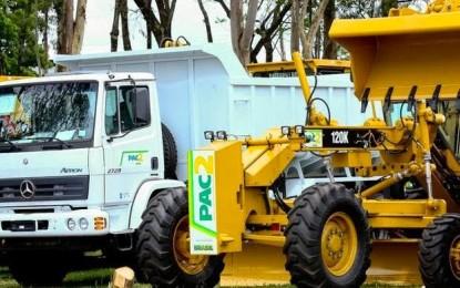 Obras estão paradas em 70 municípios da Paraíba