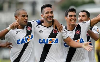 Vasco vence o Bangu e dorme na liderança do Campeonato Carioca
