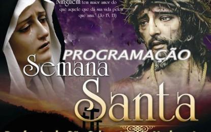 A Paróquia de São Sebastião do Umbuzeiro divulgou toda a programação das Solenidades da Semana Santa 2015