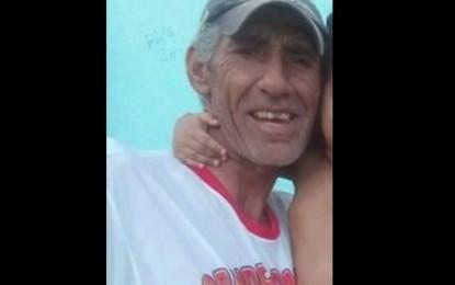 LUTO EM SUMÉ: Morre 'Boca', aos 50 anos, após uma semana internado em CG