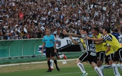Jogo entre Botafogo da Paraíba e do Rio marca os 40 anos do Almeidão