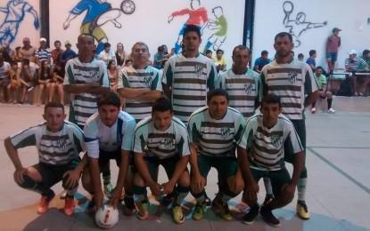 Campeonato  Umbuzeirense de FutSal tem  novo líder