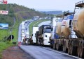 Estradas da Paraíba não têm bloqueios feitos por caminhoneiros