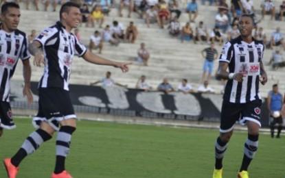 """Walter, zagueiro do Botafogo-PB, quer torcida em peso contra o Campinense: """"Vamos mostrar que somos time grande"""""""