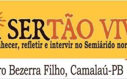 Camalaú realiza 1º SERTÃO VIVO no próximo dia 03