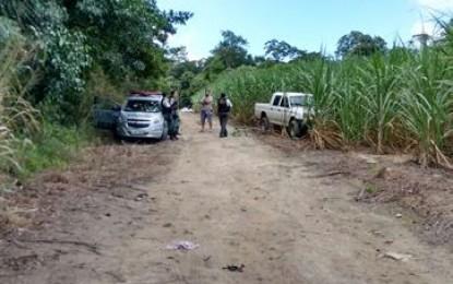 Presos suspeitos de estupro e sequestro que acabaram com paraibana morta em Pernambuco