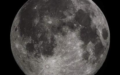 Nesta Sexta-feira terá fenômeno da lua azul