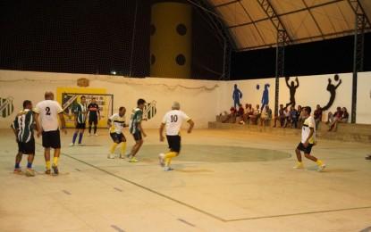 5ª Rodada do Campeonato Umbuzeirense Master de Futsal-2015 é marcada por goleadas