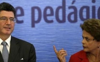 Levy vê que fez 'burrada' e deve abandonar Dilma à própria sorte