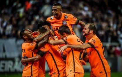 Festa completa! Com gol de joia, Corinthians bate Flu e se isola na liderança