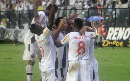 Vasco é quem mais corre risco de queda. SP está a um passo da Libertadores