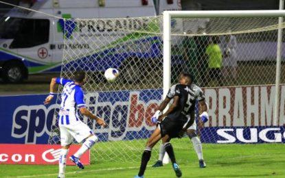Treze empata com o CSA na estreia da Copa do Nordeste