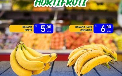 Confira as promoções HortiFrutti do Magno Supermercado