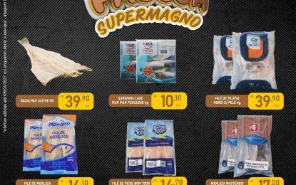 Confira o novo encarte do Magno Supermercado