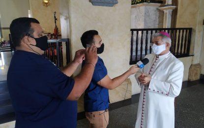 """Bispo de Campina Grande: """"Não desanimemos!"""""""