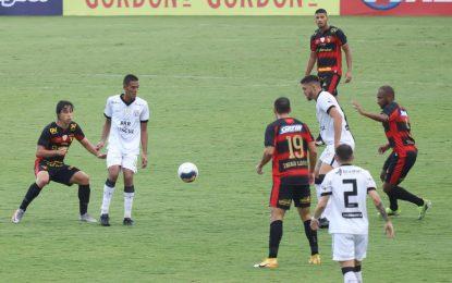 Treze reage contra o Sport, mas se despede da Copa do Nordeste