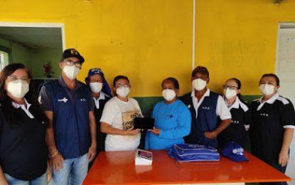 Secretaria de Saúde de São Sebastião do Umbuzeiro entrega Tablets e Kits de materiais de trabalho para agentes comunitários de saúde (ACS)