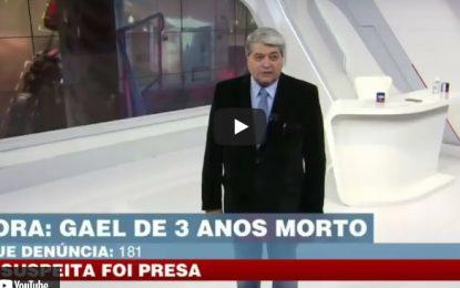CRUELDADE: caririzeira é acusada de matar seu filho de apenas 3 anos em São Paulo; veja vídeo