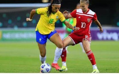 Seleção feminina vence a Rússia no penúltimo amistoso antes das Olimpíadas