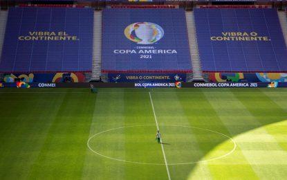 Conmebol defende organização da Copa América em nota: 'Não foi feita às pressas'