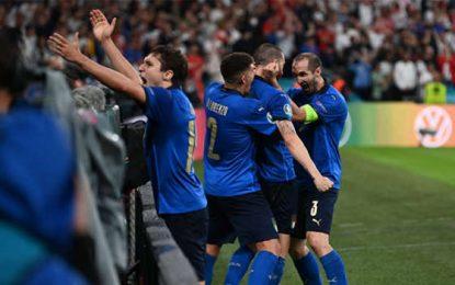 Bicampeã! Nos pênaltis, Itália vence a Inglaterra na final da Eurocopa