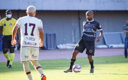 Botafogo-PB arranca empate contra Jacuipense na Série C