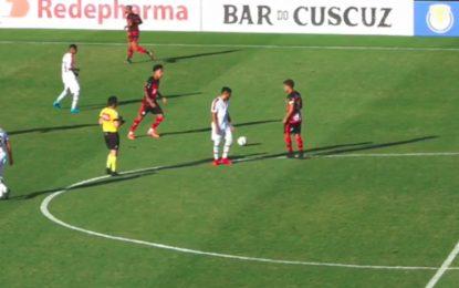 Campinense passa bem pelo Atlético-CE e segue no G4 da Série D