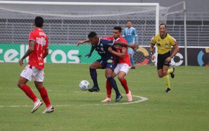 Fortaleza vence novamente o CRB e avança às quartas de final da Copa do Brasil