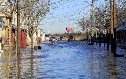 População mundial exposta a enchentes cresceu mais de 20% nas últimas décadas