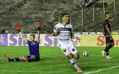 Botafogo-PB empata com Santa Cruz-PE e garante vaga no quadrangular
