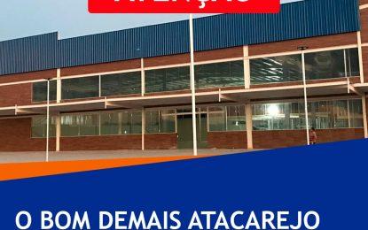 """""""Bom Demais"""" em Monteiro oferece mais de 100 vagas de empregos"""